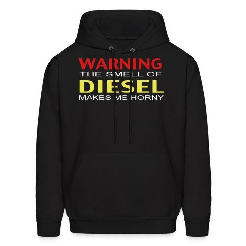 Diesel: Hoodie - Men's Hoodie
