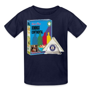 Camiseta Domingo Continental para niños - Kids' T-Shirt