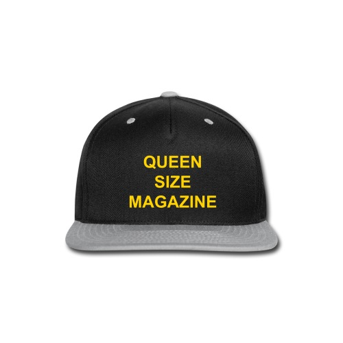 I Am Queen Size - Snap-back Baseball Cap