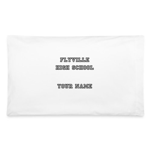Acessories: Flyville High School Pillow - Pillowcase