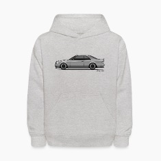 MB W124 300CE AMG Ghost Sweatshirts