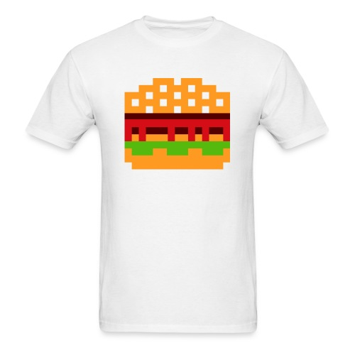 Burger - Men's T-Shirt