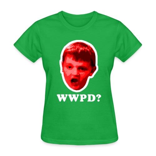 What Would Peyton Do? Women's Shirt - Women's T-Shirt
