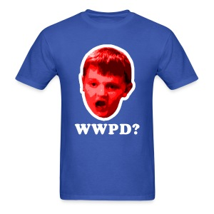 What Would Peyton Do? Shirt - Men's T-Shirt