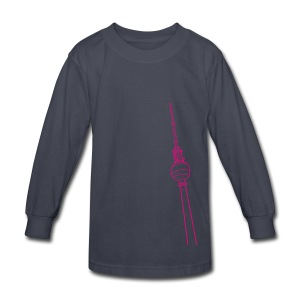 Berlin TV Tower  - Kids' Long Sleeve T-Shirt