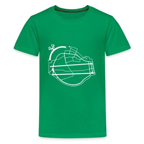 Berlin Tempelhof Airport - Kids' Premium T-Shirt