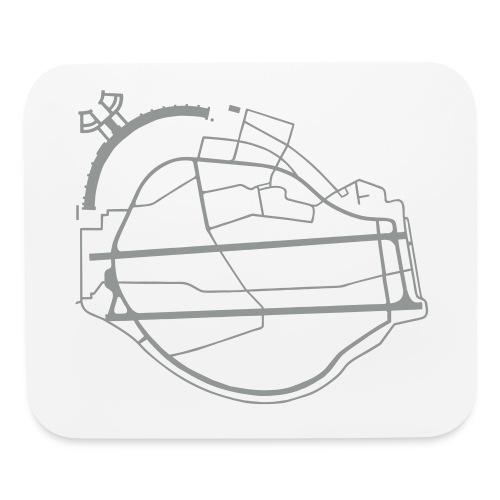 Berlin Tempelhof Airport - Mouse pad Horizontal
