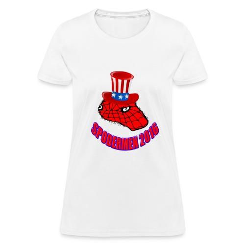 Spodermen 2016 - Women's T-Shirt - Women's T-Shirt