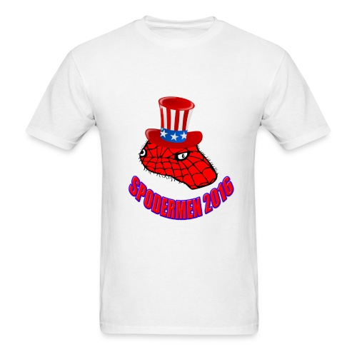 Spodermen 2016 - Men's T-Shirt - Men's T-Shirt