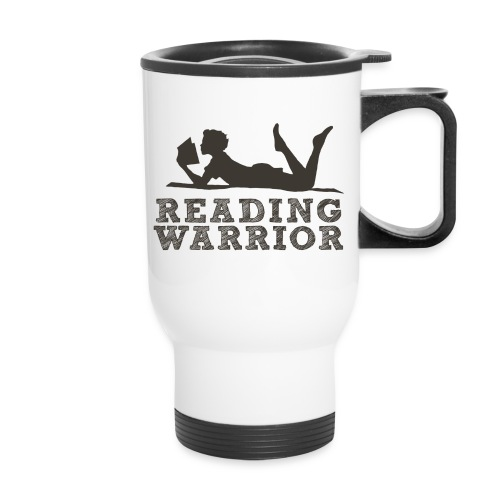 Reading Warrioir Travel Mug - Travel Mug