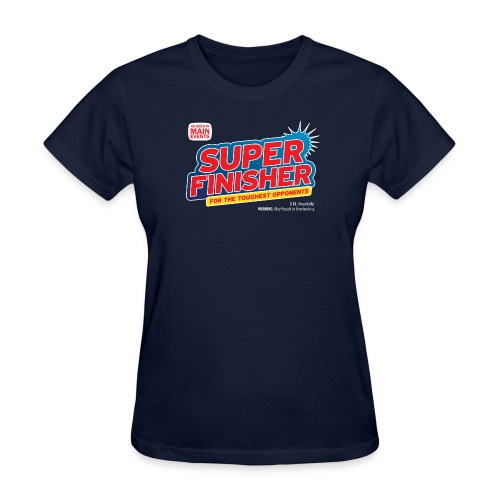 Super Finisher (Women) - Women's T-Shirt