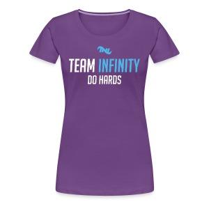 Women's Team INI DH - Women's Premium T-Shirt