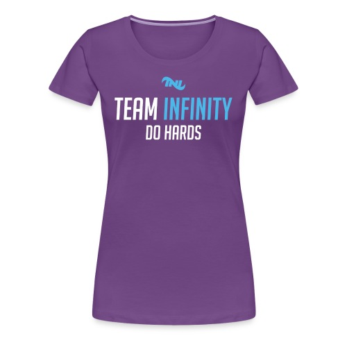Women's Team INI DH - Women's Premium T-Shirt