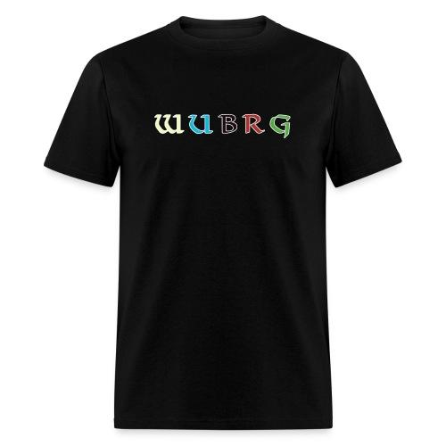 MTG: WUBRG - Men's T-Shirt