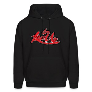 Lace the fuck up   blk - Men's Hoodie