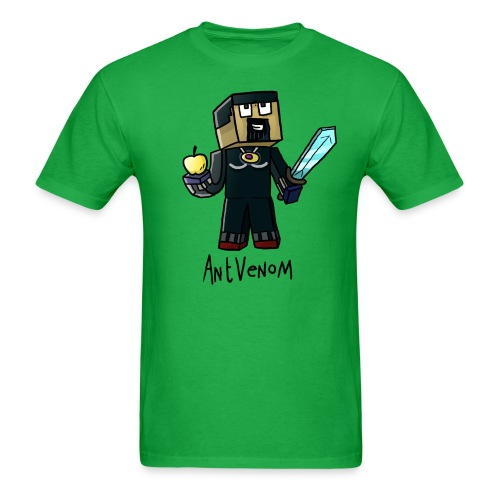 Men's T-Shirt: AntVenom - Men's T-Shirt
