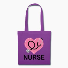 Nurse Stethoscope Gift Bags & backpacks