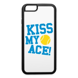 kiss my ace  - iPhone 6/6s Rubber Case