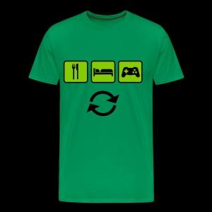 gamers life-style - Men's Premium T-Shirt