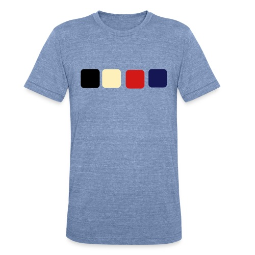A shirt for children  - Unisex Tri-Blend T-Shirt