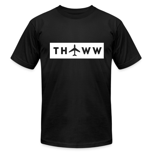 THT WorldWide OG Slim Fit - Men's Fine Jersey T-Shirt