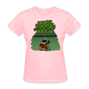 Women's T-Shirt: Horde of Creepers - Women's T-Shirt
