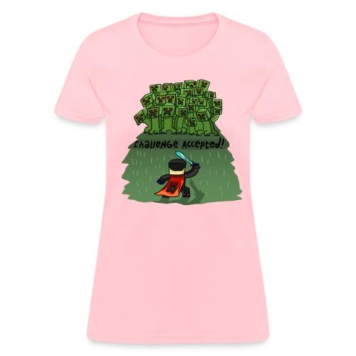 Women's T-Shirt: Horde of Creepers - Women's T-Shirt