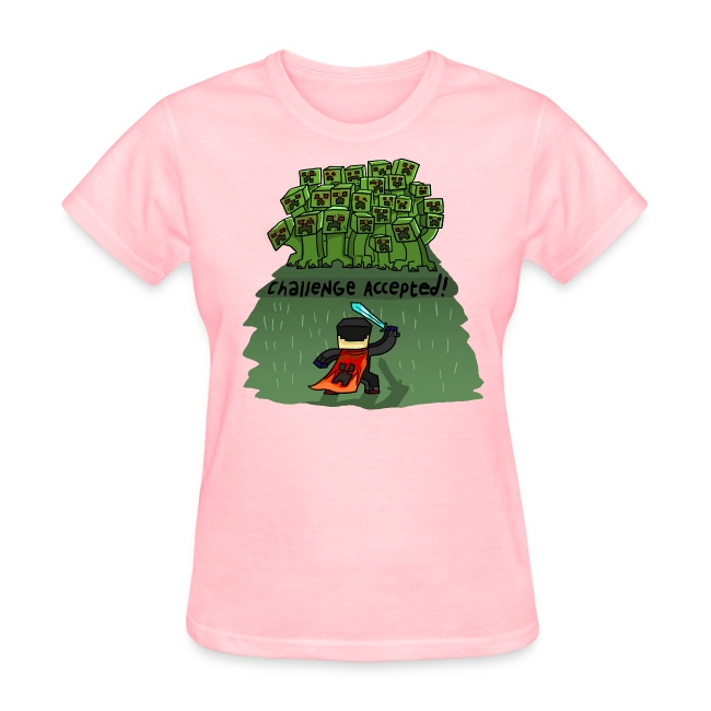 Women's T-Shirt: Horde of Creepers