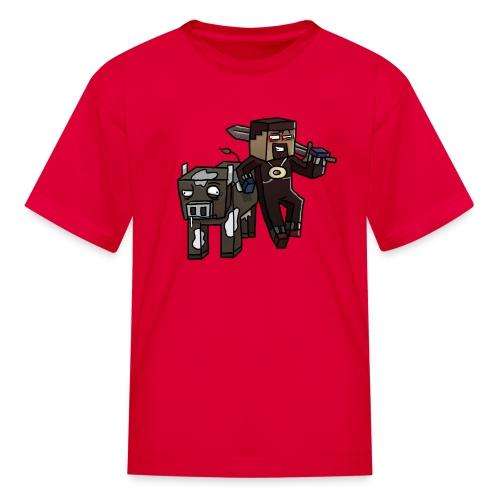 Kid's T-Shirt: Evil Intentions - Kids' T-Shirt