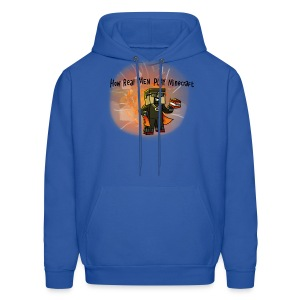 Men's Hoodie: How REAL Men Use TNT! - Men's Hoodie