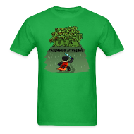 T-Shirts ~ Men's T-Shirt ~ Men's T-Shirt: Horde of Creepers