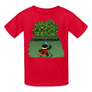 Kids' Shirts ~ Kids' T-Shirt ~ Kid's T-Shirt: Horde of Creepers