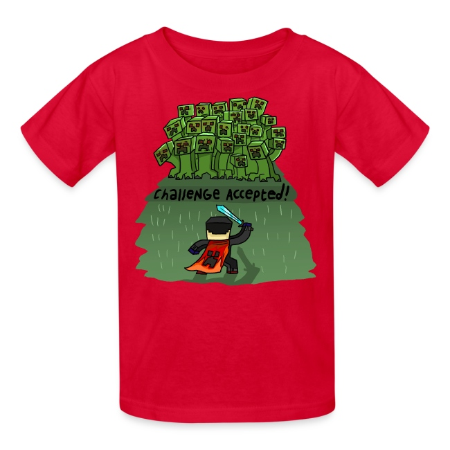 Kid's T-Shirt: Horde of Creepers