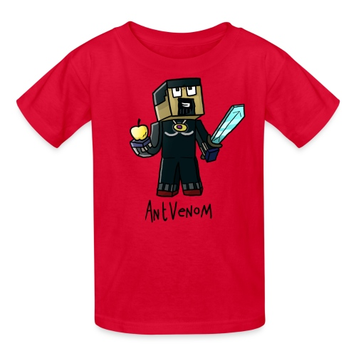 Kid's T-Shirt: AntVenom - Kids' T-Shirt