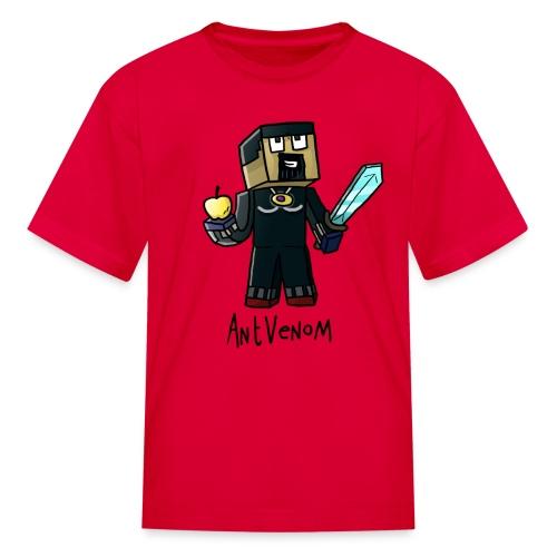 Kid's T-Shirt: AntVenom - Kids' T-Shirt