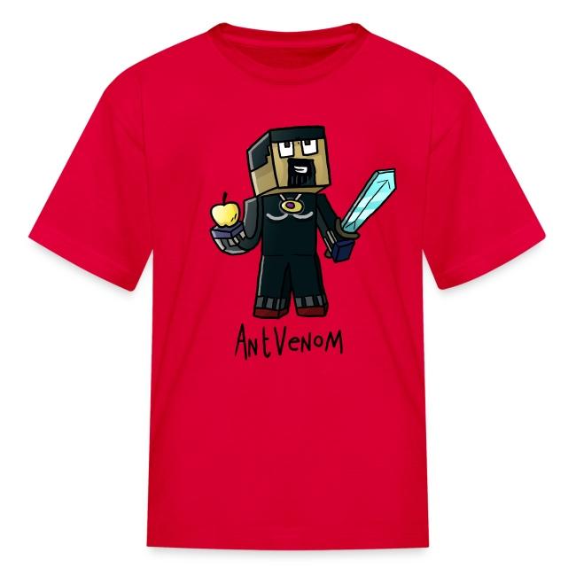 Kid's T-Shirt: AntVenom