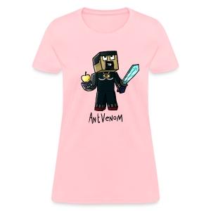 Women's T-Shirt: AntVenom - Women's T-Shirt