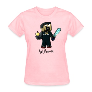 Women's T-Shirt: AntVenom - Women's T-Shirt