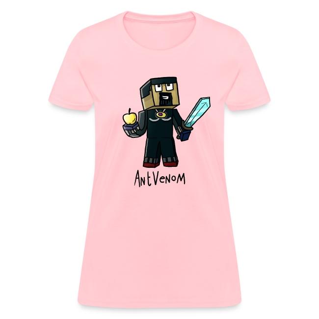Women's T-Shirt: AntVenom