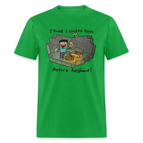 Men's T-Shirt: Steve's Golden Apple - Men's T-Shirt
