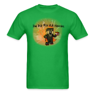 T-Shirts ~ Men's T-Shirt ~ Men's T-Shirt: How REAL Men Use TNT!