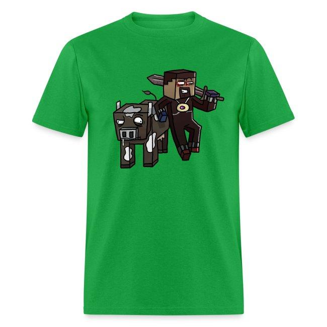 Men's T-Shirt: Evil Intentions