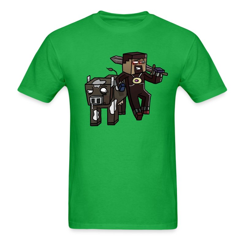 Men's T-Shirt: Evil Intentions - Men's T-Shirt