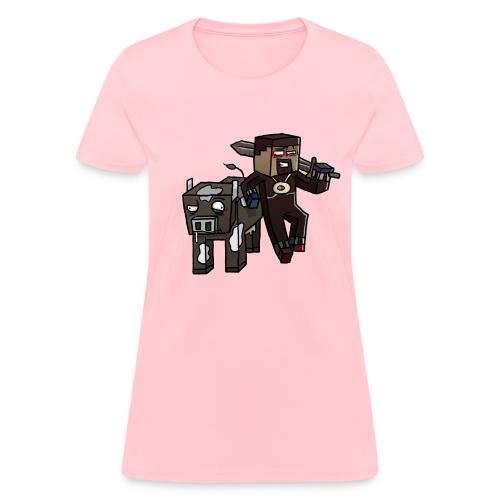 Women's T-Shirt: Evil Intentions - Women's T-Shirt