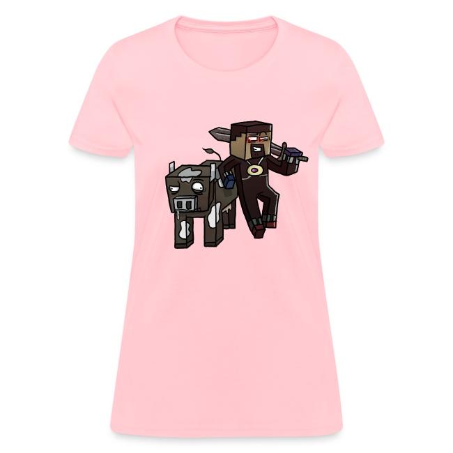 Women's T-Shirt: Evil Intentions