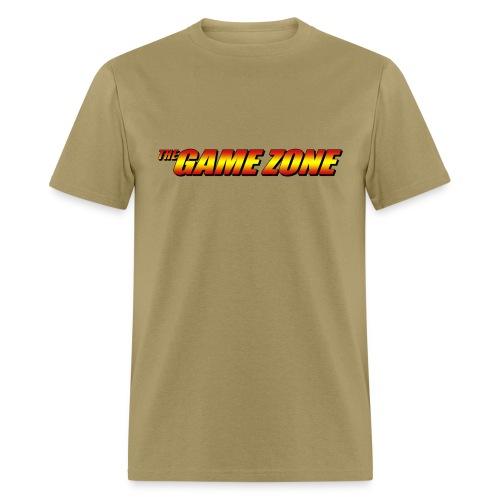 TGZ Logo - Comic Style - Men's T-Shirt