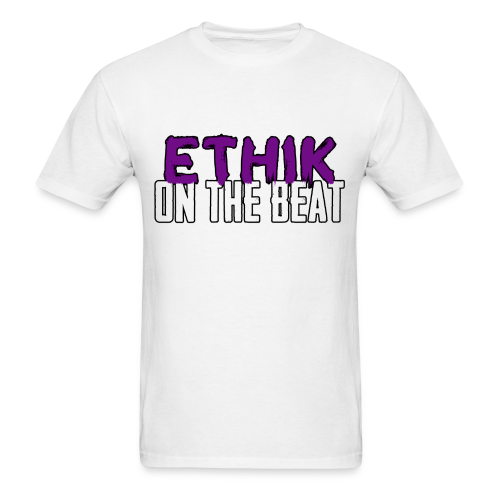 Ethik On The Beat Tee - Men's T-Shirt