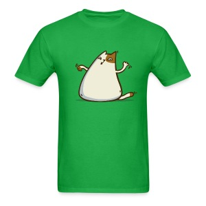 Friday Cat №20 - Men's T-Shirt