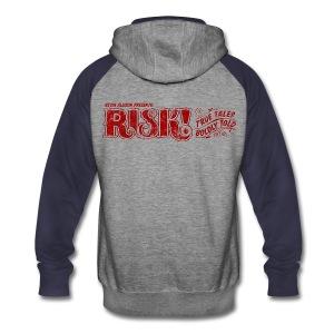RISK! Colorblock Hoodie - Colorblock Hoodie