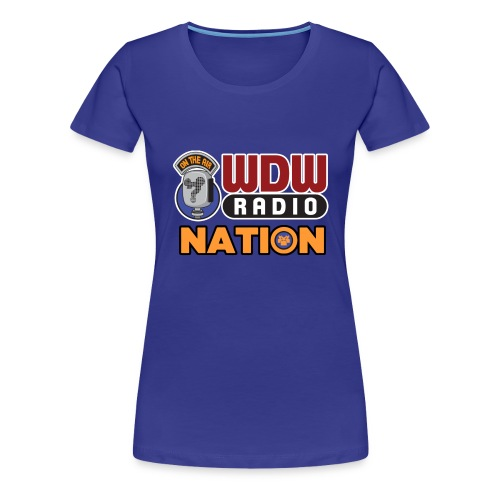 WDW Radio Nation - Women's Shirt - Women's Premium T-Shirt